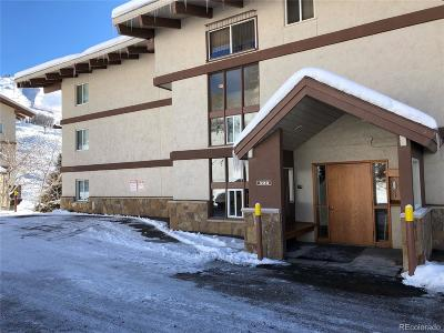 Steamboat Springs CO Condo/Townhouse Active: $289,000