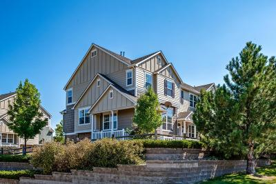 Castle Rock CO Condo/Townhouse Under Contract: $328,000