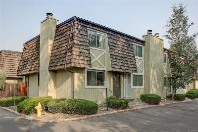 Arvada Condo/Townhouse Under Contract: 8113 West 54th Place #8
