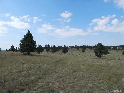 Kiowa CO Residential Lots & Land Active: $140,000