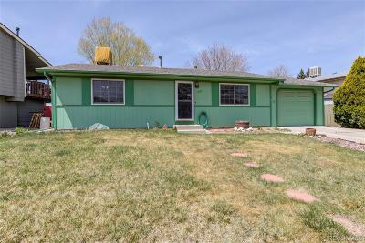 Denver Single Family Home Under Contract: 8303 Gaylord Street