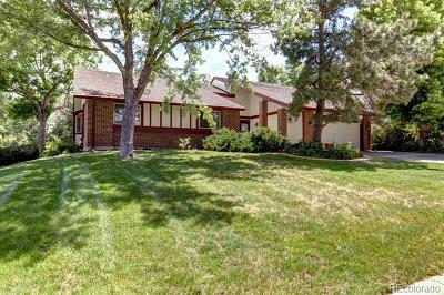 Aurora Single Family Home Active: 4768 South Ivory Court