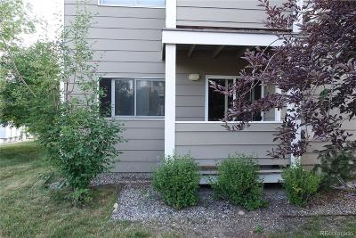 Steamboat Springs Condo/Townhouse Active: 1385 Sparta Plaza #1