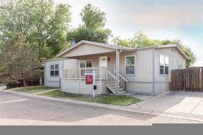 Denver Single Family Home Under Contract: 8481 Adams Way