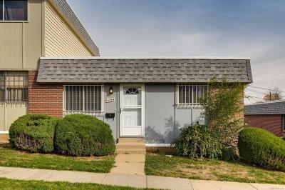 Thornton Condo/Townhouse Under Contract: 1029 Milky Way
