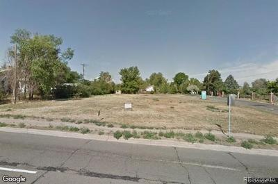 Residential Lots & Land Active: 4711 Wadsworth Boulevard