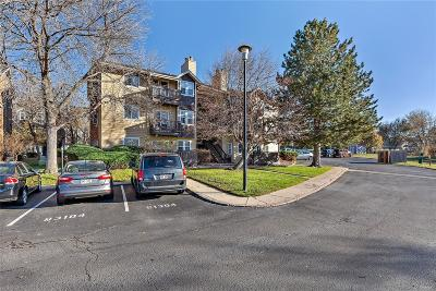 Arvada Condo/Townhouse Under Contract: 7891 Allison Way #104