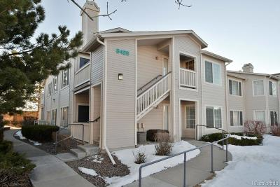 Highlands Ranch, Lone Tree Condo/Townhouse Under Contract: 8485 Pebble Creek Way #102