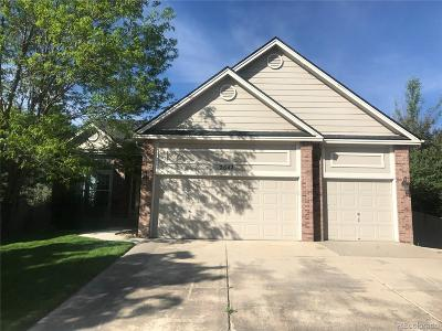 Lakewood CO Single Family Home Active: $440,000