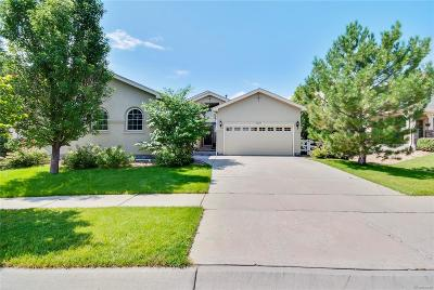Arapahoe County Single Family Home Under Contract: 24550 East Arkansas Place
