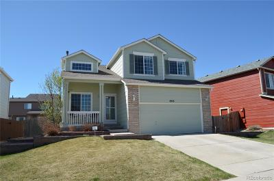 Castle Rock Single Family Home Active: 4926 Parsons Way