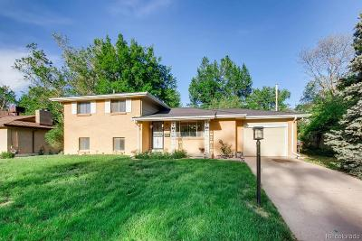 Lakewood CO Single Family Home Active: $399,900