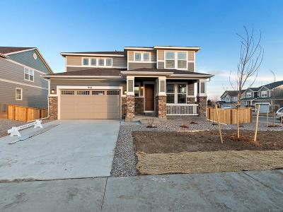 Parker Single Family Home Active: 9511 Market Drive