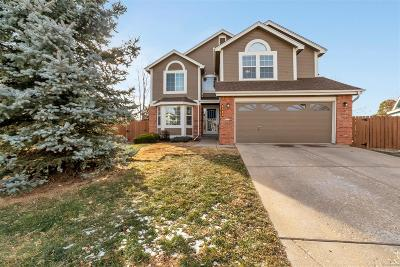 Arvada Single Family Home Under Contract: 6571 Nile Circle