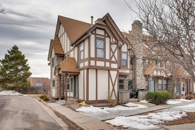 Parker Condo/Townhouse Under Contract: 17936 Becket Drive #C5A
