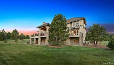 Castle Pines Village, Castle Pines Villages Single Family Home Active: 6126 Maroon Peak Place