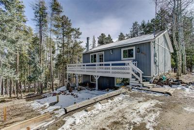 Conifer Single Family Home Under Contract: 9974 Wind Dancer Way