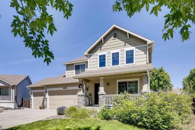 Henderson Single Family Home Under Contract: 11491 Ironton Street