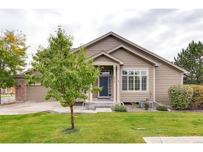 Broomfield Condo/Townhouse Under Contract: 3526 West 125th Circle