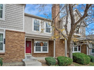 Littleton Condo/Townhouse Active: 9673 West Chatfield Avenue #F