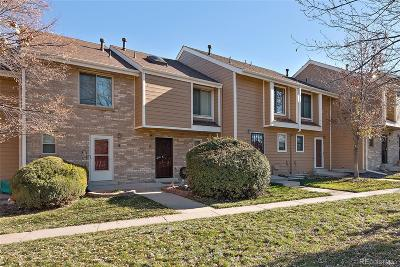 Lakewood Condo/Townhouse Active: 8749 West Cornell Avenue #6