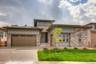 Aurora, Denver Single Family Home Active: 7929 South Jackson Gap Way