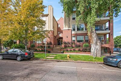 Condo/Townhouse Under Contract: 1735 North Ogden Street #106
