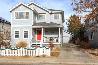 Denver Single Family Home Active: 8033 East Harvard Circle