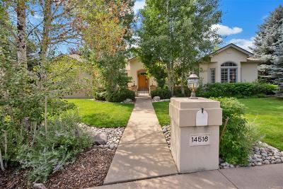 Arvada Single Family Home Active: 14516 West 56th Dr Drive