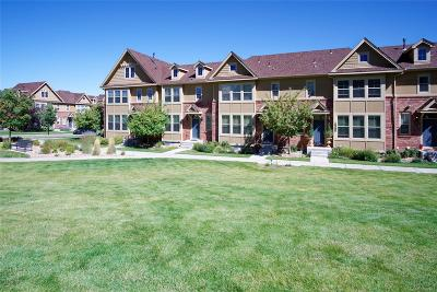 Lone Tree Condo/Townhouse Under Contract: 10296 Bellwether Lane