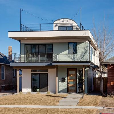 Denver CO Single Family Home Active: $1,379,000
