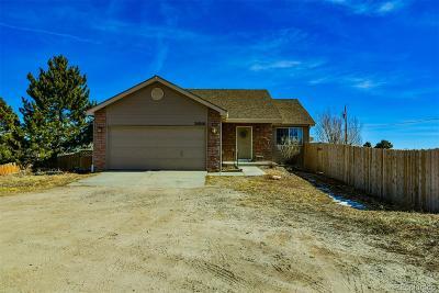 Parker, Elizabeth Single Family Home Under Contract: 34056 Prairie Circle