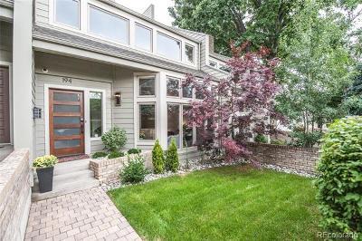 Denver CO Condo/Townhouse Active: $1,295,000