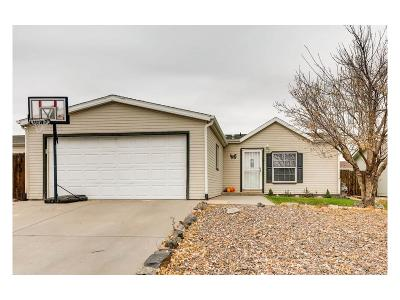Lochbuie Single Family Home Under Contract: 654 Meadowlark Lane
