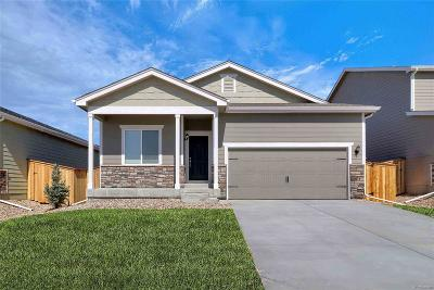 Berthoud Single Family Home Under Contract: 2989 Night Sky Drive