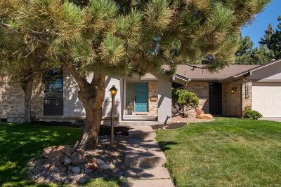 Single Family Home Active: 3140 South Holly Place