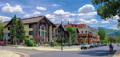 Steamboat Springs Condo/Townhouse Under Contract: 730 Yampa Avenue #A8