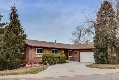 Denver Single Family Home Under Contract: 2811 South Golden Way