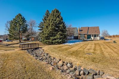 Centennial CO Single Family Home Under Contract: $435,000