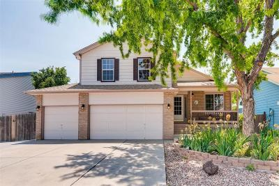 Broomfield Single Family Home Under Contract: 3150 Prince Circle