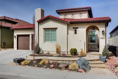 Lone Tree Single Family Home Under Contract: 9765 Mirabella Point
