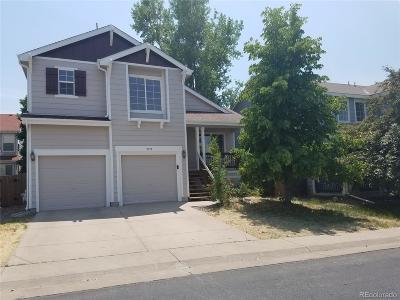 Denver CO Single Family Home Active: $330,000