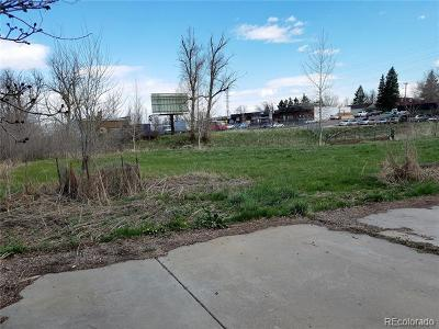 Golden Residential Lots & Land Active: 15895 South Golden Road