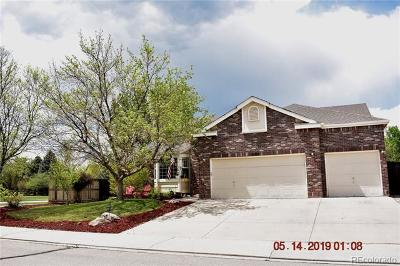 Longmont Single Family Home Active: 1502 Chukar Drive