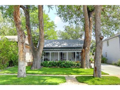 Edgewater, Edgewater Neighborhood Single Family Home Active: 2552 Benton Street