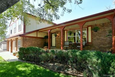 Thornton Single Family Home Active: 13433 Jackson Drive