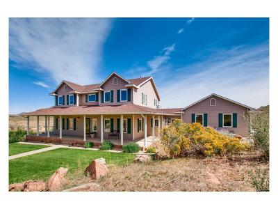 Loveland Single Family Home Active: 425 Rugged Rock Road