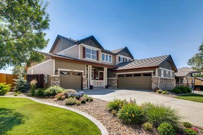 Parker CO Single Family Home Active: $595,000