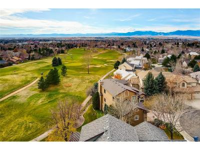 Broomfield Single Family Home Active: 368 Golden Eagle Drive