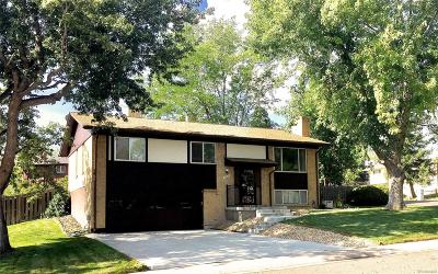 Lakewood Single Family Home Active: 12802 West Asbury Place